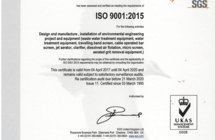 ISO 9001_2015證書(2017-2020)